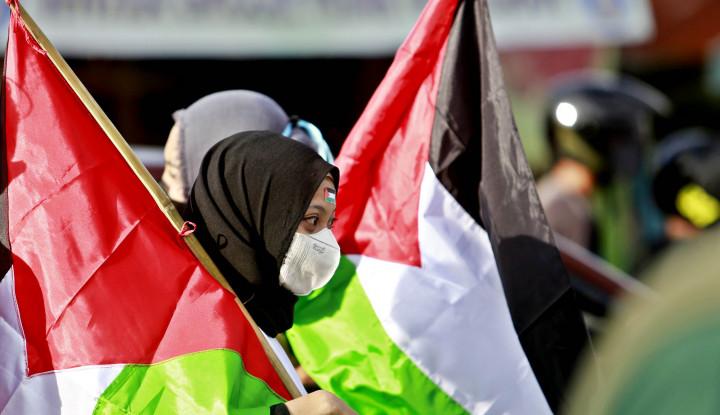Koalisi & Oposisi Kompak Dukung Sikap Pemerintah Terkait Konflik Palestina