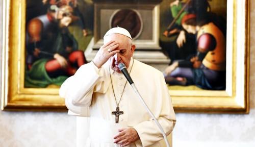 Bom di Masjid Afghanistan Bikin Paus Fransiskus Berduka, Sampai Memohon...