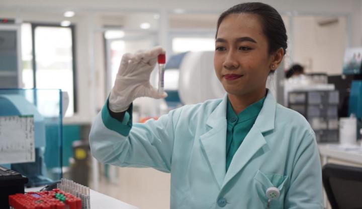 Bikin Ngiler! Keuntungan Diagnos Lab Melesat Lebih dari 1.200%