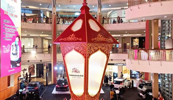 Wah, Summarecon Mall Kelapa Gading Gelar Program Belanja Mubarak Celebration