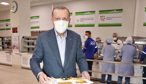 Lantang Disuarakan Erdogan: Mustahil buat Uni Eropa Jadi Pusat Kekuatan Tanpa Turki