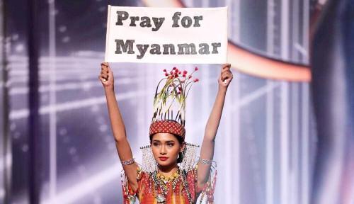 Salut! Ajang Miss Universe Sukses Rebut Perhatian Dunia Usai Gores Harga Diri Junta Myanmar