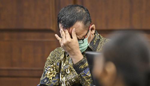 Pleidoinya Edhy Prabowo Senggol-senggol Ketum Gerindra, Kira-kira Marah Gak Ya?