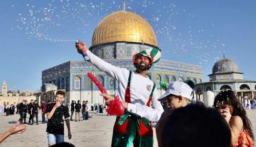 Alhamdulillah! Majelis Kesehatan Dunia Sahkan Resolusi Palestina setelah...