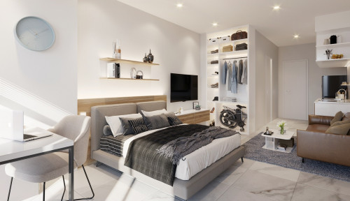 Begini Tips Agar Bisa Bayar Uang Muka Pembelian Apartemen Pakai THR!