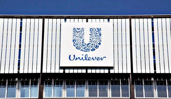 Penjualan Anjlok, Keuntungan Unilever Merosot Tajam!