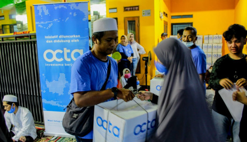 Octa Investama Berjangka Distribusikan Bantuan ke Komunitas di Jawa Barat