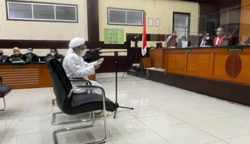 Habib Rizieq Curhat: Saya Diperlakukan Seperti Tahanan Teroris!