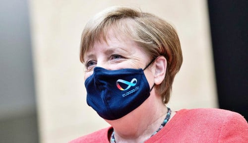 Habis Dibongkar Kepala Nuklirnya, Iran, Rusia, China Jadi Bulan-bulanan Merkel