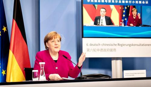 Angela Merkel Sepakati Perjanjian Ini dengan Presiden Mesir Al-Sisi