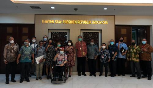 KSP: Peparnas Ajang Penguatan Hak Berolahraga bagi Penyandang Disabilitas