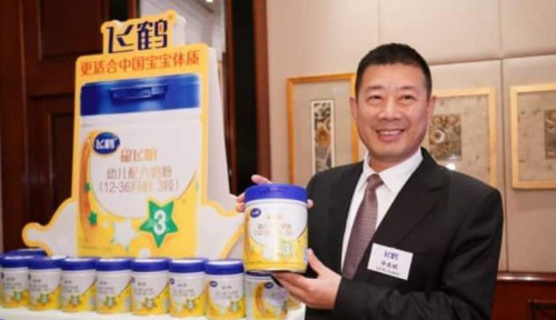 Kisah Orang Terkaya: Leng Youbin, Miliarder Berharta Rp169 Triliun Berkat Jualan Susu