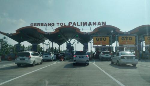 Puncak Arus Balik Diprediksi Besok, Jalur Tol Cirebon Palimanan Lancar
