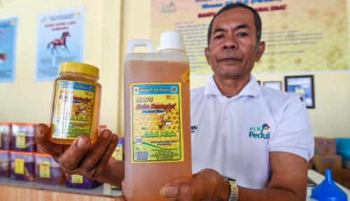 Foto PLN Bantu Bangkitkan UMKM di Masa Pandemi Covid-19