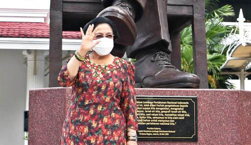 Wejangan Megawati buat Prajurit TNI, Jangan Lupakan Strategi Perang Gerilya
