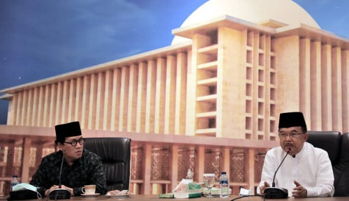 JK Serukan 50 Persen Hasil Kotak Amal Masjid Disumbangkan ke Palestina