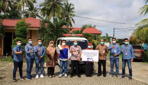 Dukung Mobilitas Tenaga Medis, CSR BRI Insurance Serahkan Satu Unit Ambulans ke Puskesmas di Batam
