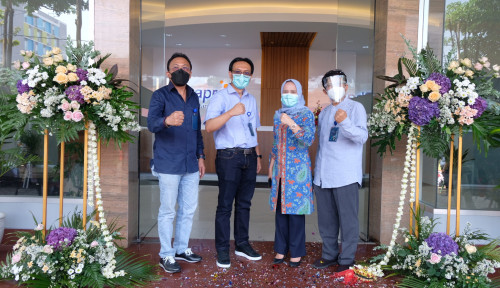 Dongkrak Pertumbuhan Bisnis, Phapros Resmikan Kantor Baru di Semarang
