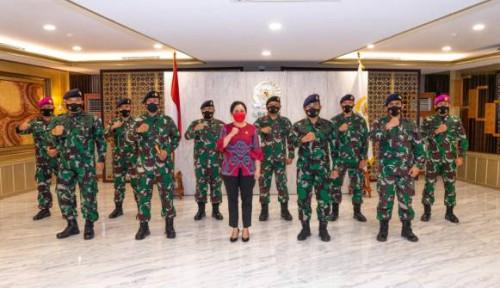 Apresiasi Dukungan Puan Wujudkan Poros Maritim, Momentum Perkuat TNI AL