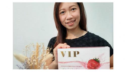 VIP Collagen Siap Bersaing dengan Brand Internasional