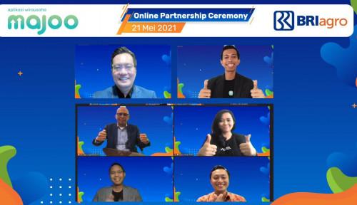 BRI Agro Gandeng majoo Buat Sinergi Integrasi Layanan Keuangan Perbankan Digital