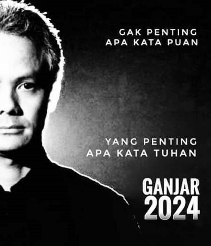 Ganjar Bisa Ikuti Nasib Baik Mas Jokowi