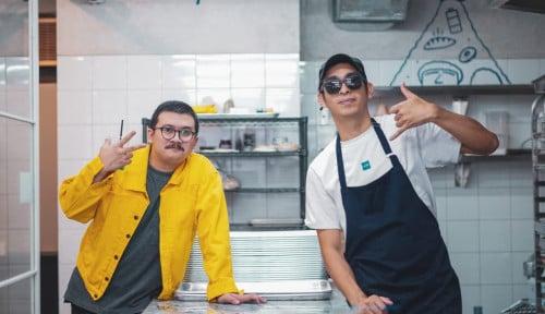 Satukan F&B dan Seni, Duet Arthur Tamnge dan Addy Debil Sukses Menciptakan Hybrid Brand