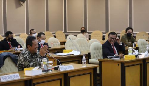 Pemerintah dan DPR Sepakat Bahas Lebih Lanjut RUU Landas Kontinen, Trenggono: Ini Demi Kedaulatan