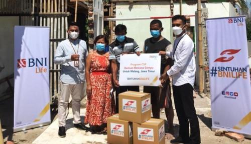 Pandemi Belum Berakhir, BNI Life Gencarkan Berbagai Program CSR