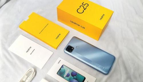 Realme Luncurkan Smartphone Entry-Level Tahan Banting