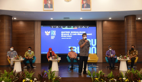 Perkuat Layanan TIC Indonesia, Kementerian BUMN Dorong Holding Jasa Survei