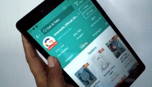 Gramedia Dukung Karya Penulis Lokal lewat Shopee 6.6 Rumah & Hobi Sale