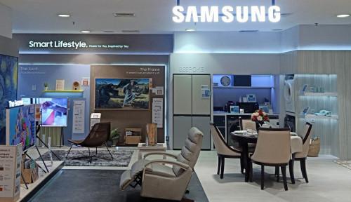 Samsung Smart Lifestyle Home Mengubah New Normal Menjadi Better Normal