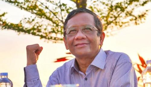 Mahfud MD Galak Bukan Main, Anak Buah Pangeran Cikeas Dikatain Ngawur