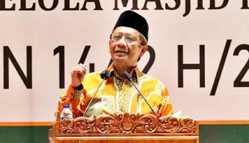 Mahfud MD Blak-blakan: Pak SBY Pernah Bermimpi Buruk... Situasi Negara...