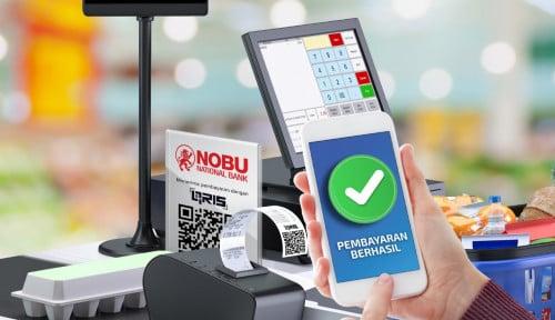 Transaksi Melonjak Empat Puluh Persen, Nobu Bank Makin Giat Promosikan Transaksi Digital QRIS