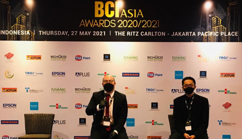 Setahun Vakum Karena Pandemi, BCI Asia Awards Kembali Digelar