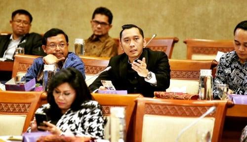 Mantap Kali, Jokowi Diwanti-wanti Anaknya SBY: Jangan ada Proyek Mangkrak!