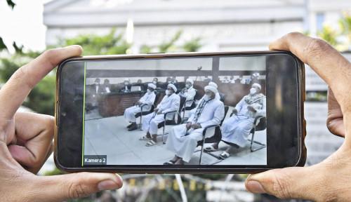 Netizen Bilang Orang Zalim Berkurang, Innalillahi.. Anggota Hakim yang Vonis Habib Rizieq Meninggal