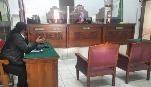 Eksepsi Menteri Sofyan Djalil Ditolak Hakim