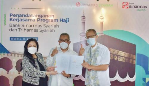 Kolaborasi Dua Lembaga Ini Bikin Daftar Haji Kian Gampang