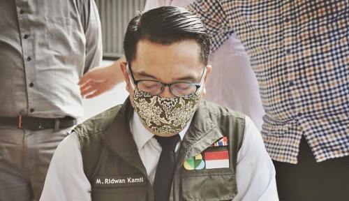 Ridwan Kamil Umumkan Kabar Duka, Orang Terdekatnya Kena Musibah