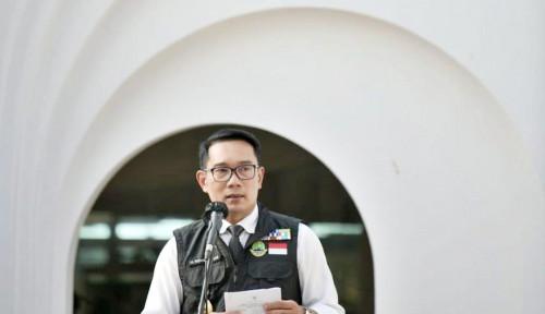'Adu Kekuatan' Ridwan Kamil dan Ganjar Pranowo dalam Bursa Capres