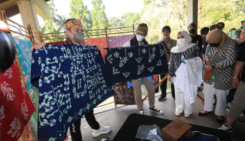 Sandiaga Ajak Raffi Ahmad Promosikan Desa Wisata