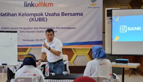 BRIncubator Goes to KUBE Jadi Upaya BRI Dorong Pelaku UMKM Melek Digital