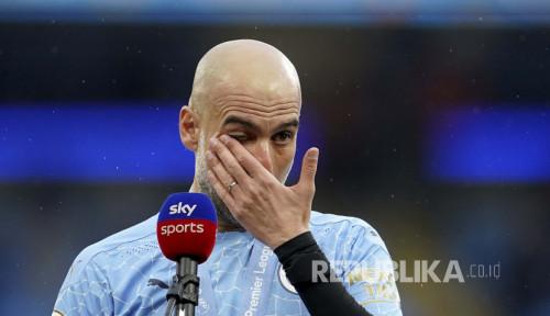 Cetak Sejarah, Guardiola Bangga Bawa City Tampil di Final Liga Champions
