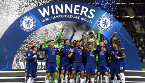 Yuk Simak! Ini Lima Fakta Chelsea Sang Juara Liga Champions 2020/21
