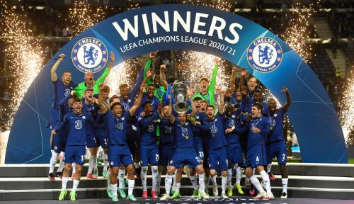 Bravo! Chelsea Juarai Liga Champions 2020/21 Setelah Pecundangi ManCity