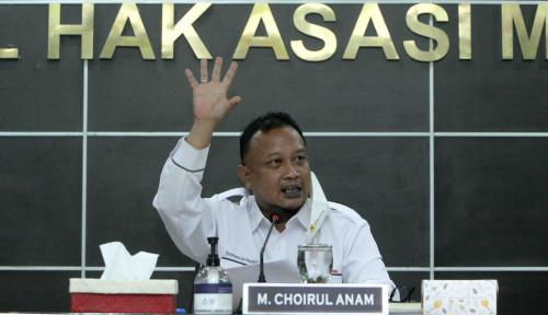 Usut Polemik TWK, Komnas HAM Periksa 6 Orang dari Wadah Pegawai KPK