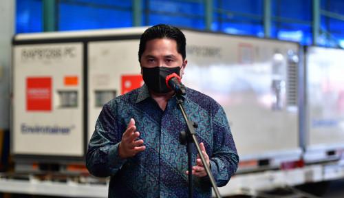 Menteri BUMN Erick Thohir Rombak Direksi PT PAL, Berikut Susunannya